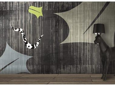 Vinyl or fyber glass wallpaper RAPSODYA