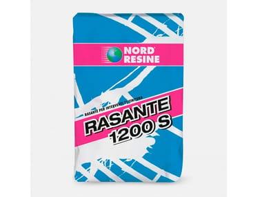 Rasante ad alto contenuto in resina RASANTE 1200 S