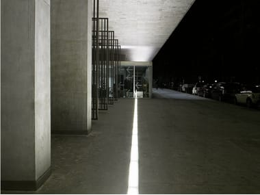 Floor Linear Lighting Profiles