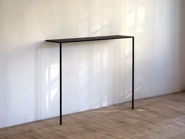Rectangular console table RATIONALISTE 120 | Console table