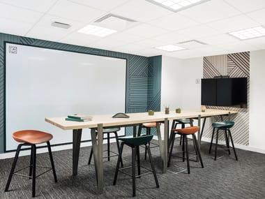 Rectangular meeting table RAW