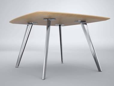 Table de réunion en bois RAY   Table de réunion