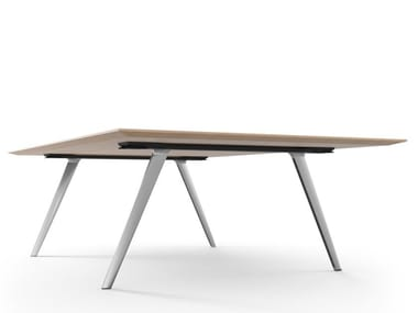 HPL conference table RAY TABLE FLEX