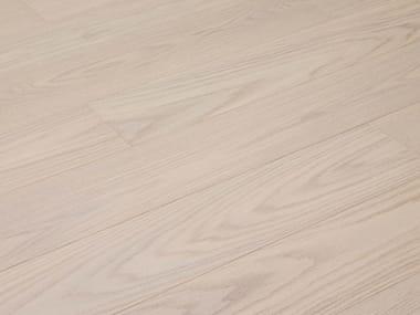 Brushed oak parquet RE BIANCO