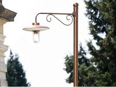 Metal garden lamp post RE LEAR | Garden lamp post