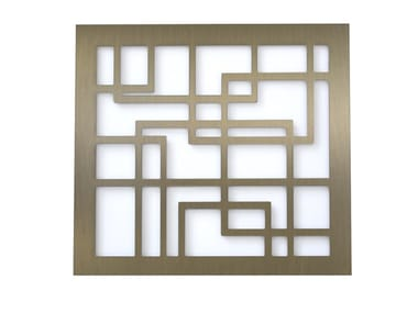 LED recessed ceiling lamp RECESSED SQUARE