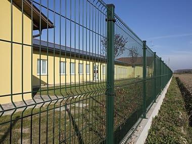 Welded mesh fence RECINTHA® N/L