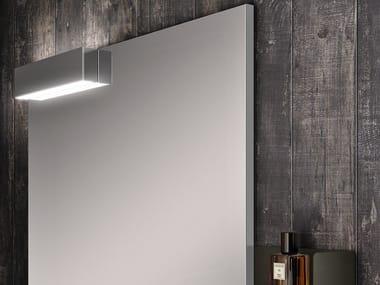 Lámpara de espejo LED RECTA