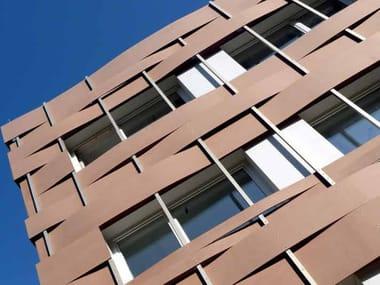 Ventilated facade REDAir®