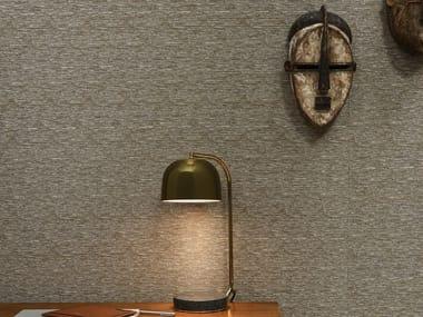 Jacquard polyester wall fabric REFLET