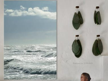 Photographic print REFLETS D'ARGENT - SYRACUSE