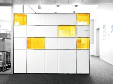 Modular office shelving REGAL | Office shelving