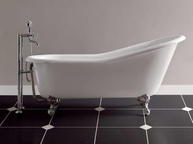 Vasca Da Bagno In Ghisa Con Piedini : Il mondo del bagno ilmondodelbagno su