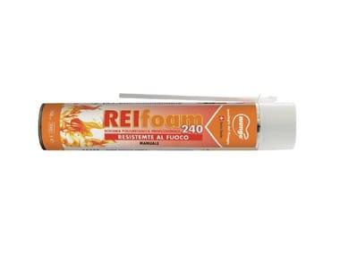 Schiuma poliuretanica resistente al fuoco REIFOAM 240 MANUALE