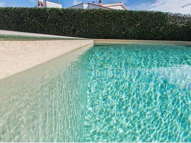 Revestimiento de piscinas antideslizante TOUCH RELAX