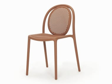 Stackable polypropylene chair REMIND 3730