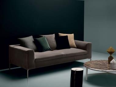 Sectional velvet sofa REMIS FREE