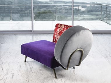Upholstered fabric day bed RENDEZ-VOUS À OSAKA | Day bed