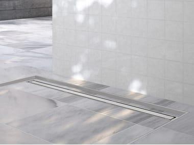Scarico per doccia in acciaio inox RENOVA