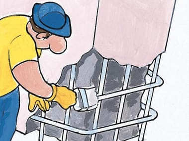 Anti corrosion product REPAR STEEL