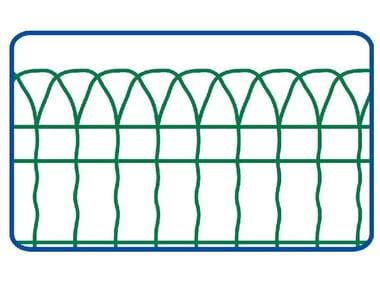 Rete ornamentale zincata e plastificata RETE ORNAMENTALE | 90 x 150