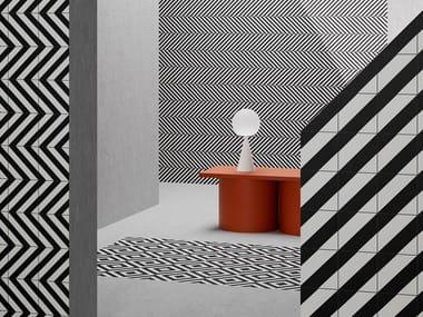 Porcelain stoneware wall/floor tiles RETROMIX