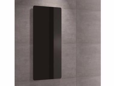 Vertical wall-mounted decorative radiator RETTANGOLO