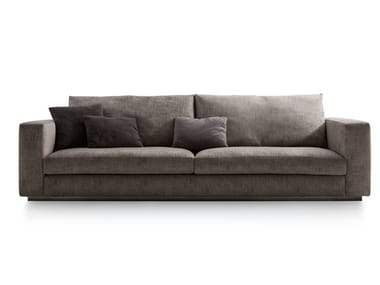 Recliner 3 seater fabric sofa REVERSI' 14