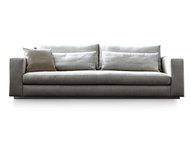 3 seater fabric sofa REVERSI XL