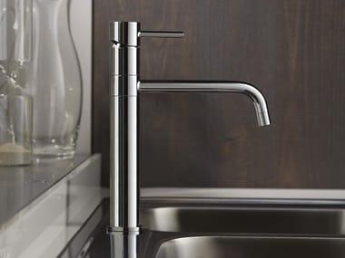 Single handle kitchen mixer tap with swivel spout REVERSO   Kitchen mixer tap