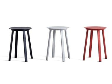 Steel stool REVOLVER | Stool