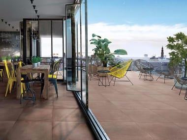 Indoor/outdoor porcelain stoneware wall/floor tiles REWIND XT20