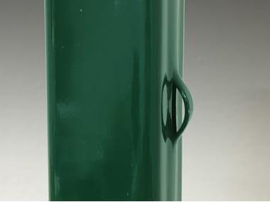 Palo per recinzione in acciaio zincato REXIPAL MULTI