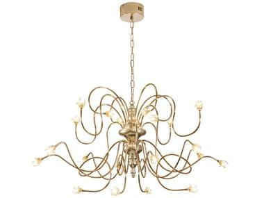 Iron chandelier RIALTO