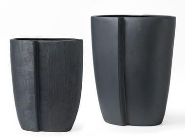 Vaso de cerâmica RIFLESSO | Vaso