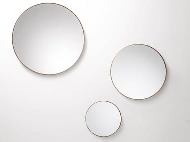 Round wall-mounted mirror RIFLESSO
