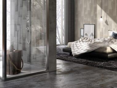 Wooden wall tiles RIGATO