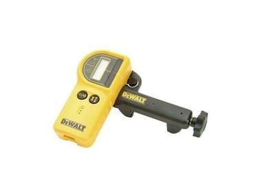 Rilevatore laser digitale con morsetto RILEVATORE LASER DIGITALE DE0772-XJ