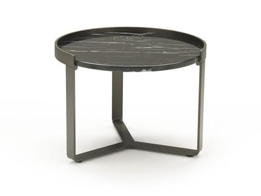 Round marble coffee table RING   Marble coffee table