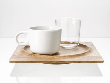 Espresso / cappuccino set RIPPLE