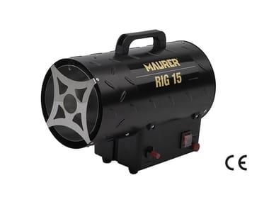Riscaldatore industriale a gas RISCALDATORE RIG 15