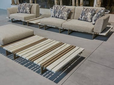 Sectional marble sofa RITAGLI | Sectional sofa