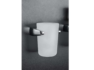 Porta bicchiere ROAD   Portaspazzolino a muro