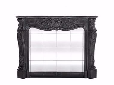 Marble Fireplace Mantel ROBERT
