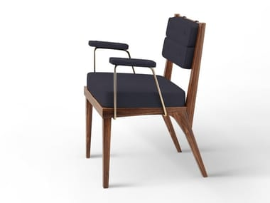 Chair with armrests ROBINSON