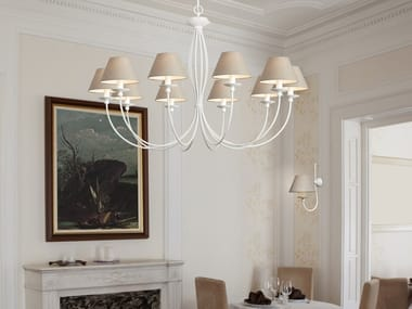 Direct light chandelier ROCCO 923/10 - 923/5