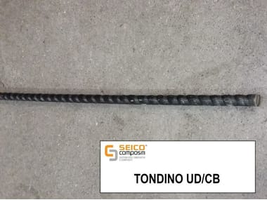 Steel bar, rod, stirrup for reinforced concrete ROD UD/CB
