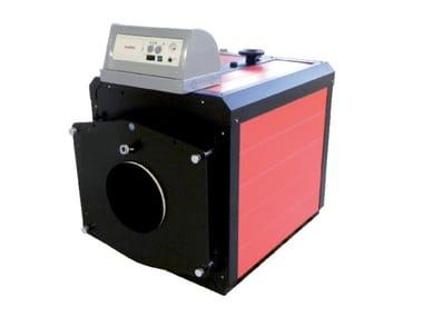 Caldaia a basamento pressurizzata RODI DUAL HR 70-1300