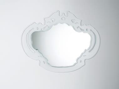 Espelho moldurado de parede ROKOKÒ