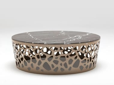 Low round coffee table ROLF BENZ 926 | Coffee table